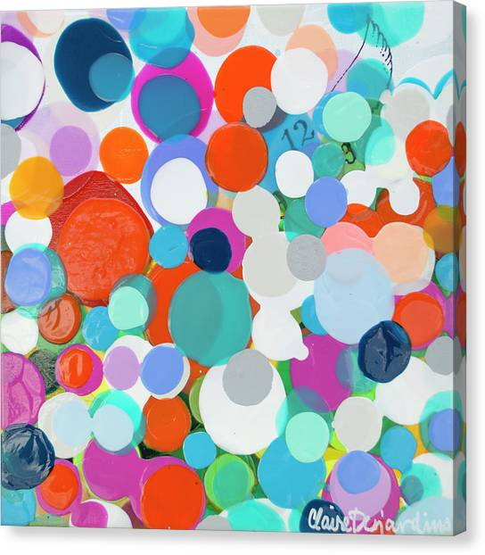 Canvas Print - Where Time Hides by Claire Desjardins