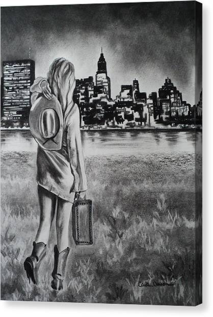 Wherever Your Dreams May Take You Canvas Print