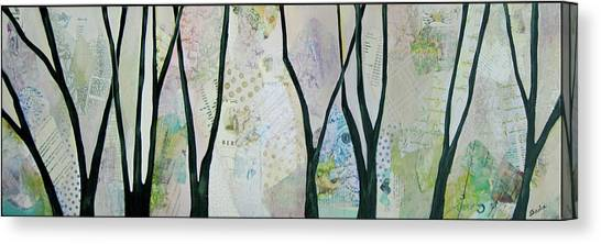 Limes Canvas Print - Whimsy I by Shadia Derbyshire
