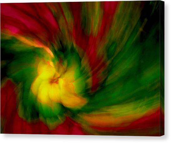 Whirlwind Passion Canvas Print