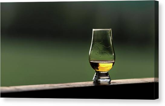 Scotch Canvas Print - Whisky by Fink Andreas