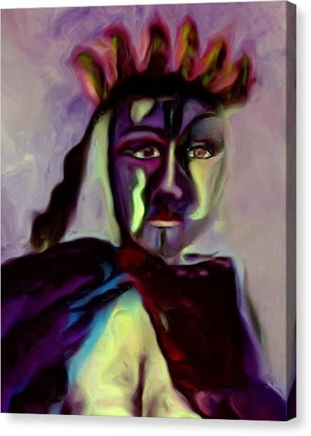 Whisper Canvas Print by Shelley Bain