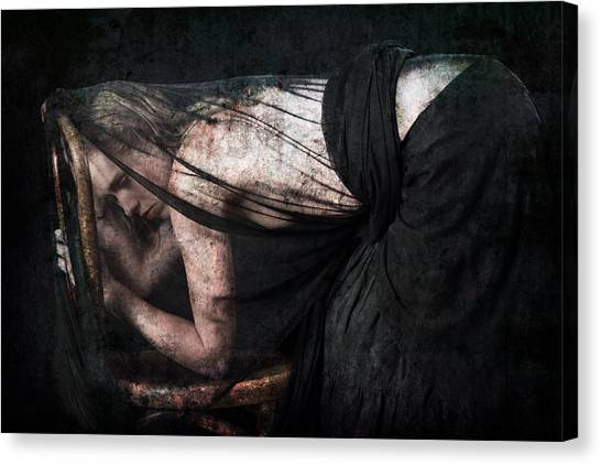 Whispers And Tears Canvas Print