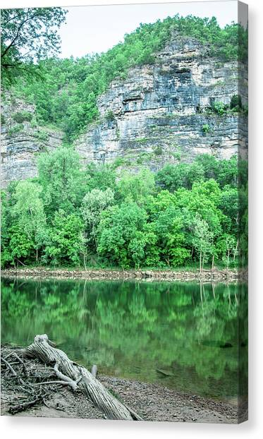 White River, Arkansas 4 Canvas Print