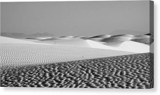 White Sands 1 Canvas Print