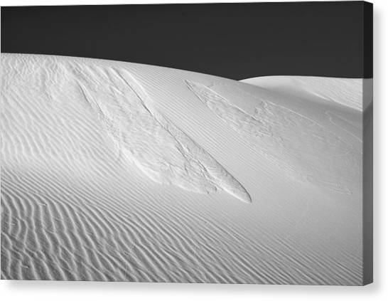 White Sands 2 Canvas Print
