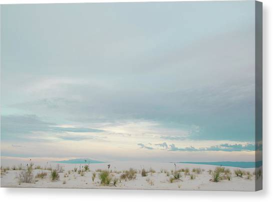 White Sands National Park Canvas Print