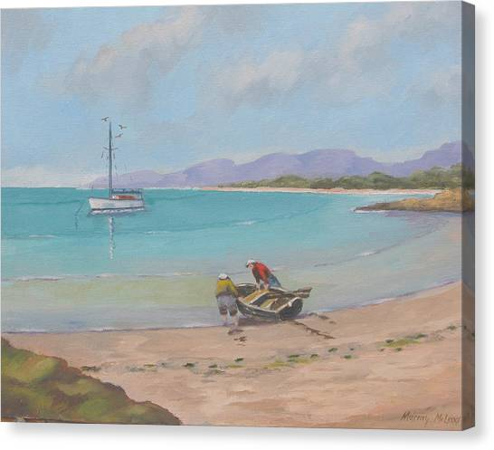 Whitsunday Sailors Canvas Print
