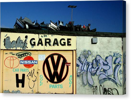 Who Spares Anymore Canvas Print by Jez C Self