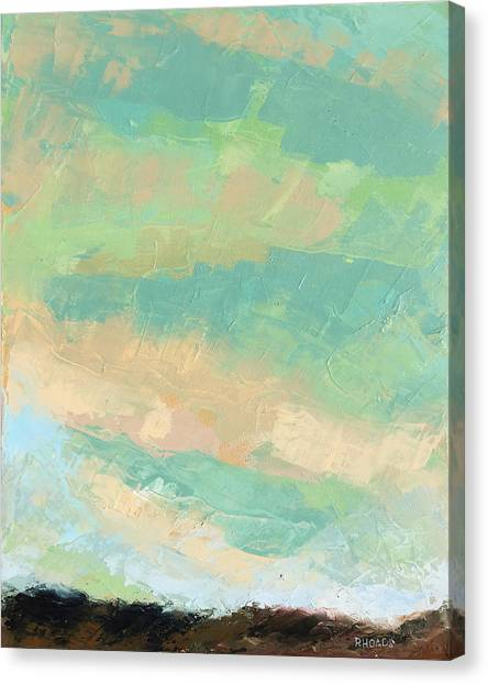 Wholeness Canvas Print
