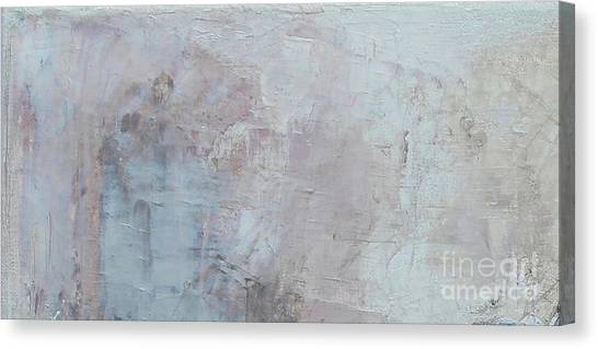 Canvas Print - Wide Abstract 2018e by Becky Kim