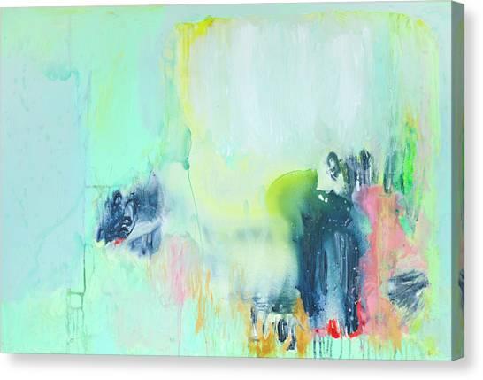 Canvas Print - Wide Open by Claire Desjardins