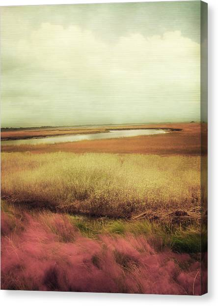 Outdoors Canvas Print - Wide Open Spaces by Amy Tyler