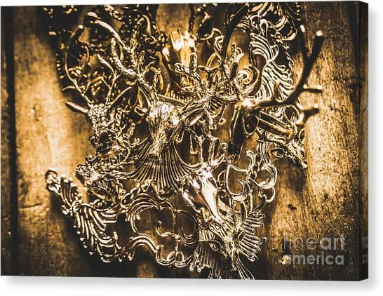 Necklace Canvas Print - Wild Abundance by Jorgo Photography - Wall Art Gallery