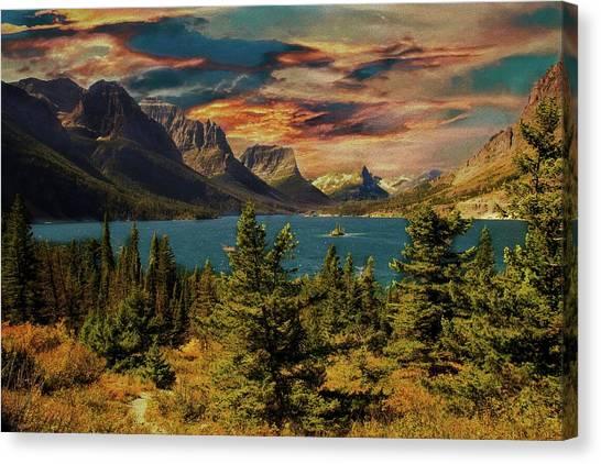 Wild Goose Island Gnp. Canvas Print