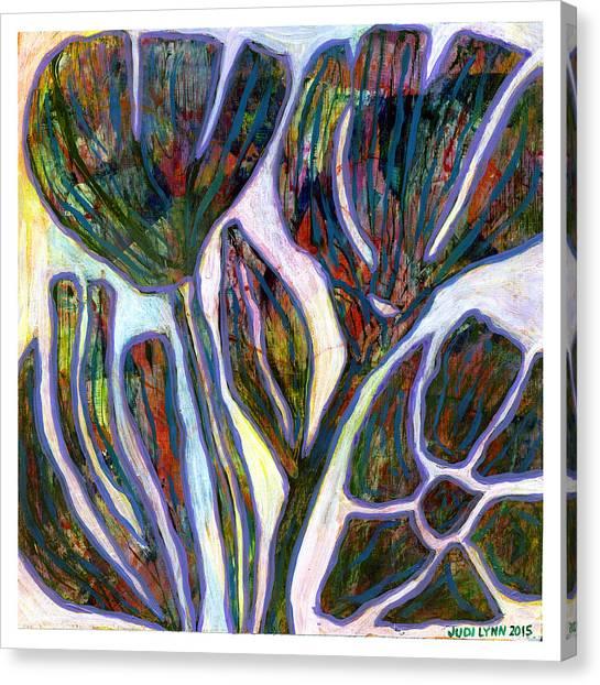 Wild Weed 3 Canvas Print