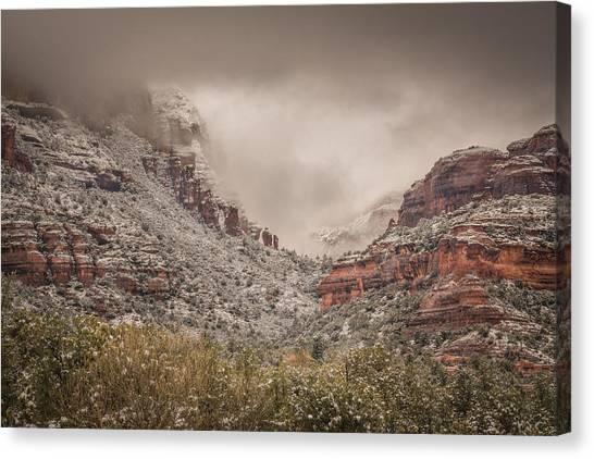 Boynton Canyon Arizona Canvas Print