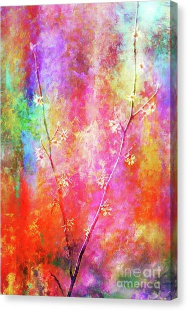 Wild, Wild, Witch Hazel Canvas Print