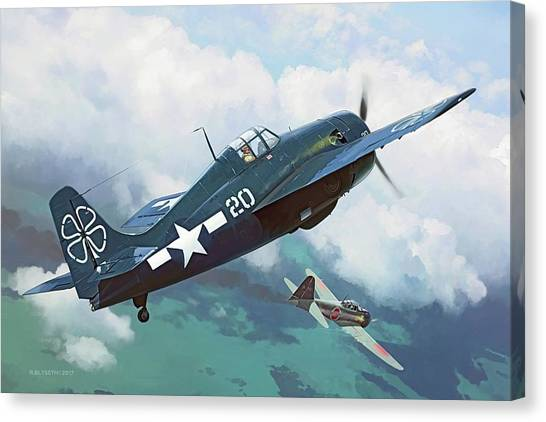 Wildcat Canvas Print
