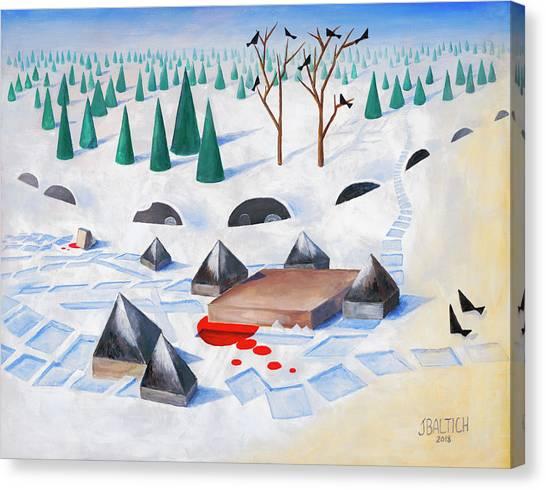 Wilderness Perception Canvas Print