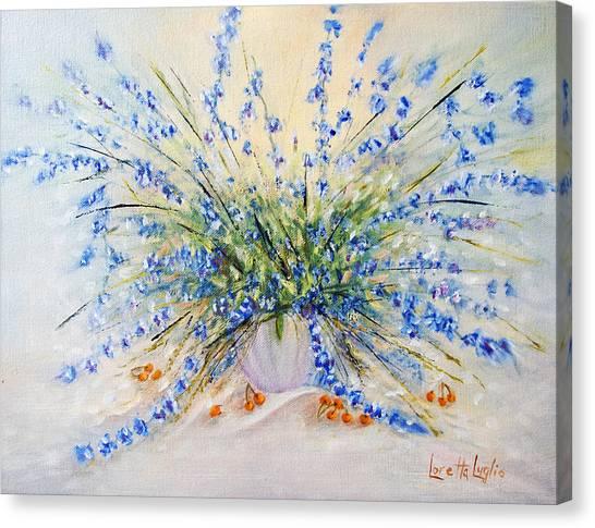 Wildflower Celebration Canvas Print