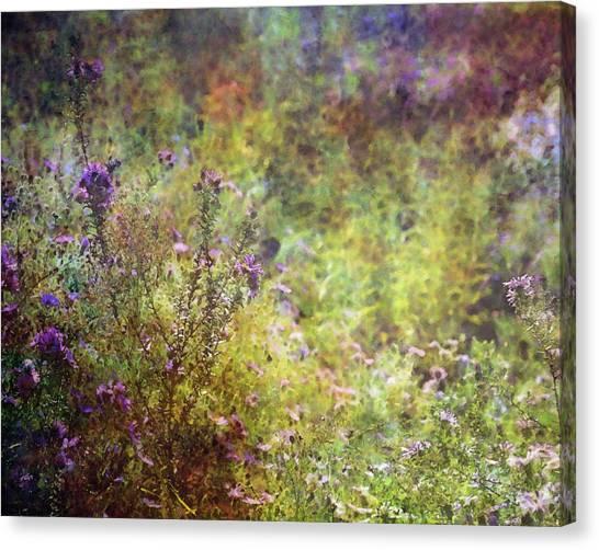 Wildflower Garden Impression 4464 Idp_2 Canvas Print