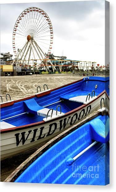 Wildwood 2008 Canvas Print