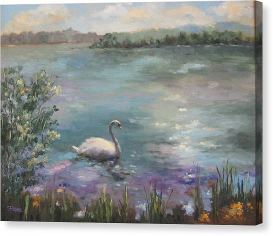 Wildwood Serenity Canvas Print