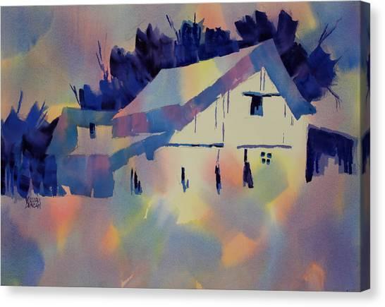 Wilkins Farm Canvas Print