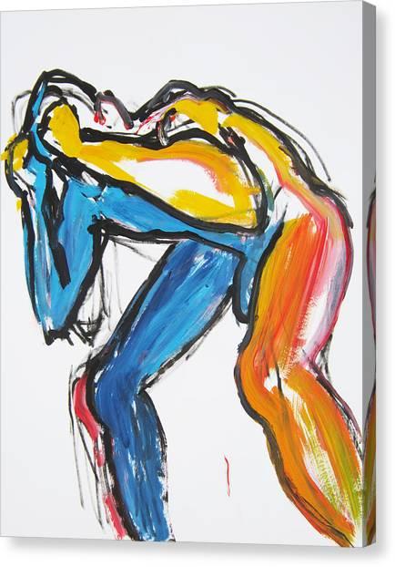 William Flynn Block Canvas Print