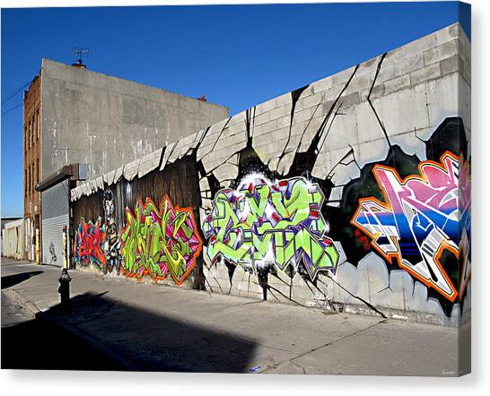 Williamsburg Wall Art Canvas Print