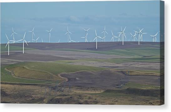Wind Power 10 Canvas Print
