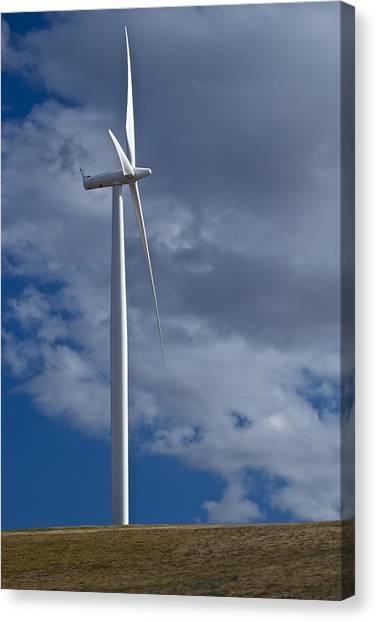 Wind Power 11 Canvas Print