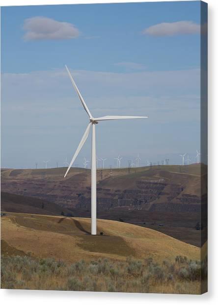 Wind Power 13 Canvas Print