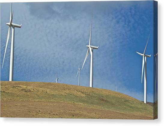 Wind Power 5 Canvas Print