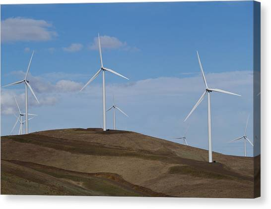 Wind Power 7 Canvas Print
