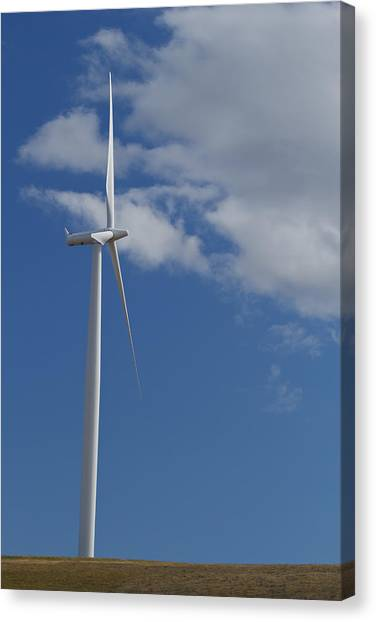 Wind Power 8 Canvas Print