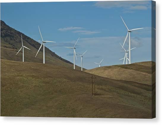 Wind Power 9 Canvas Print