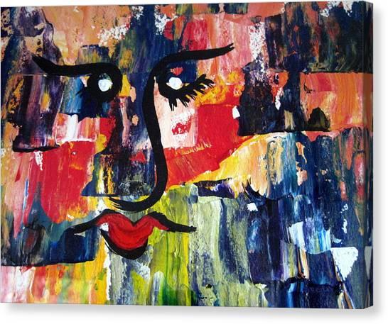 Windows Canvas Print by Cheryl Ehlers