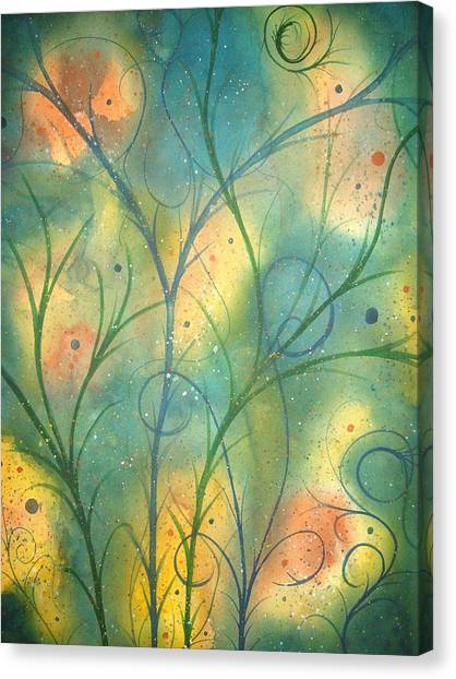 Winds Of Change 2 Canvas Print by Scott Harrington