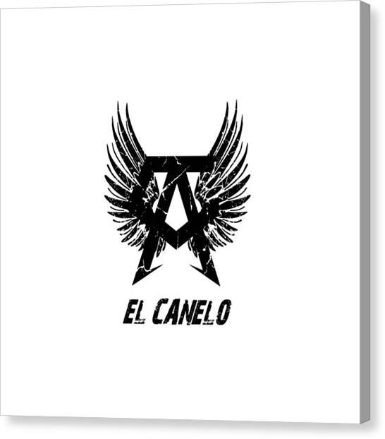 Canelo Alvarez Canvas Prints Fine Art America