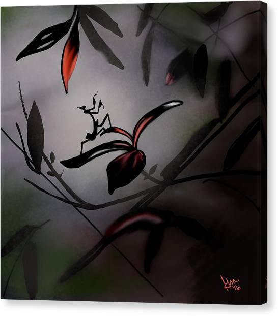 Wings Iv Canvas Print