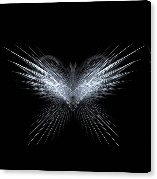 Wings Canvas Print by Kim French