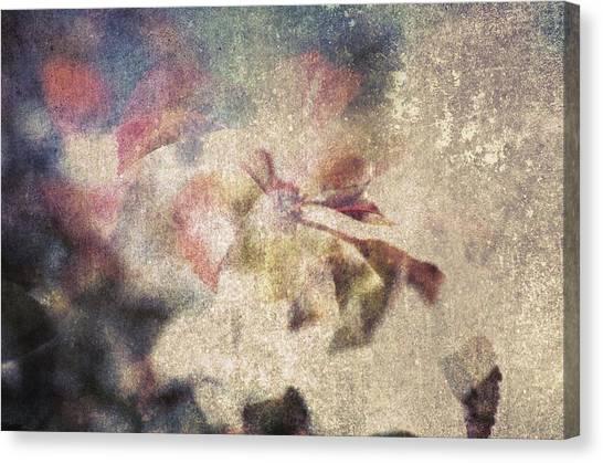 Winter Fugue Canvas Print