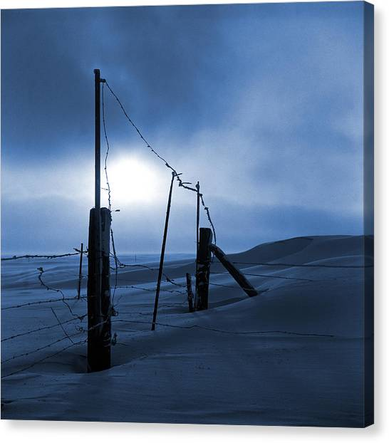 Barb Wire Fence Canvas Prints (Page #9 of 74) | Fine Art America