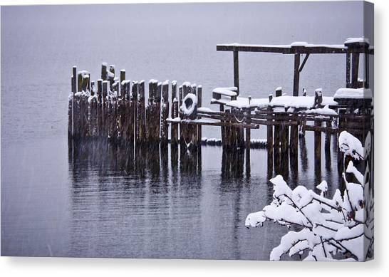 Winterized Canvas Print