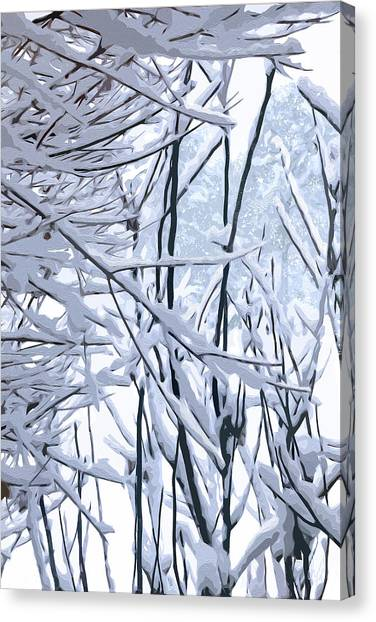 Wintertide Canvas Print