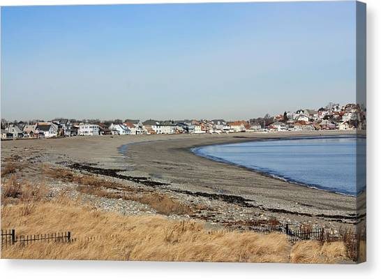 Winthrop Ma Canvas Print