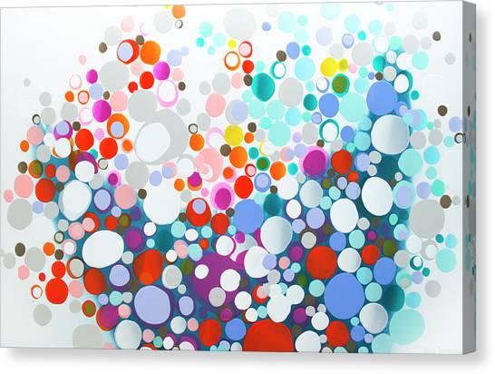 Canvas Print - Wistful Thinking by Claire Desjardins