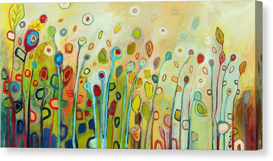 Plants Canvas Print - Within by Jennifer Lommers